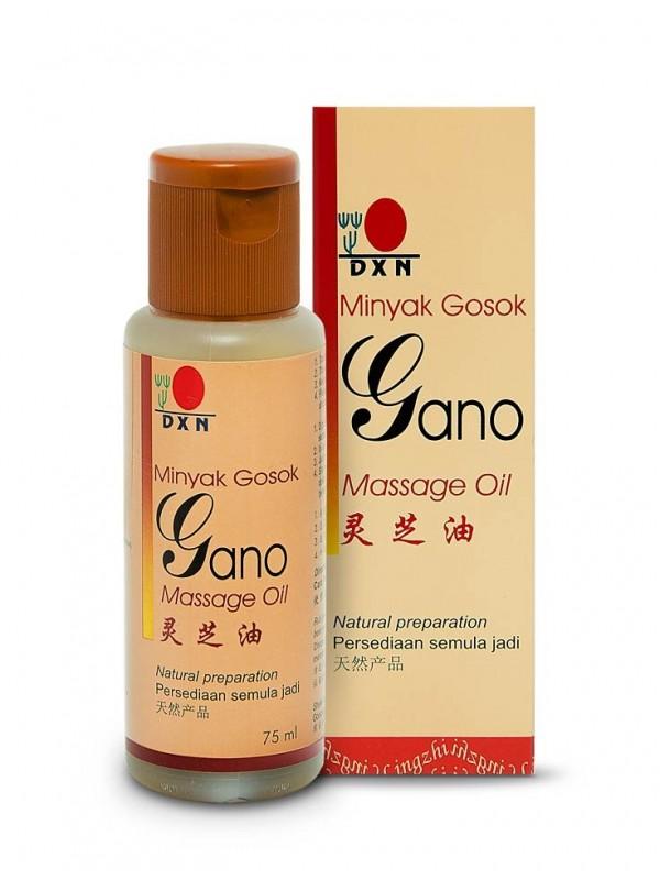 Aceite de masaje con ganoderma