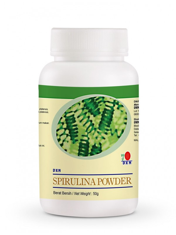 Espirulina Powder, Polvo de espirulina