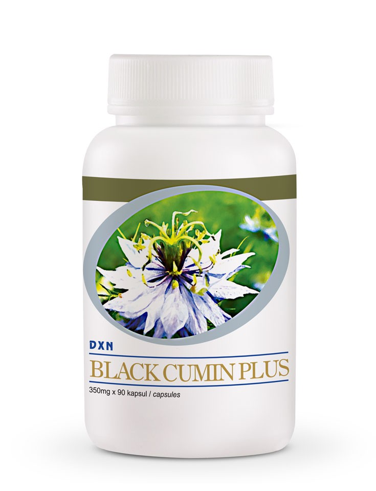 BLACK CUMIN PLUS DXN - COMINO NEGRO DXN