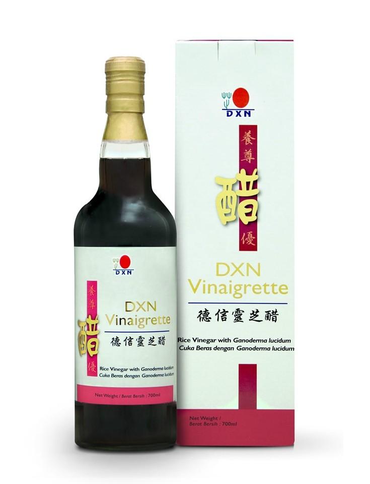 Vinagreta de arroz con Ganoderma Lucidum DXN